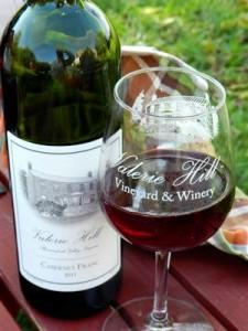 Valerie hill wine